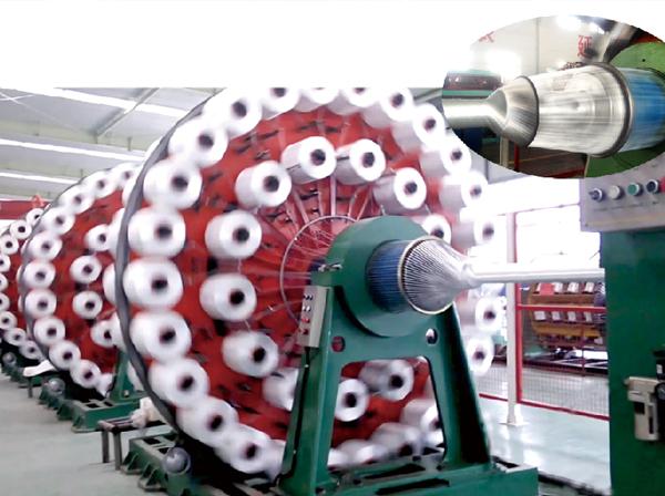 RBP 280增强丝缠绕机