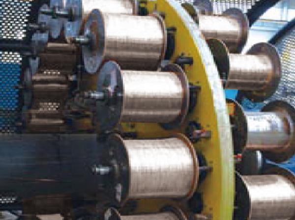 RBP 钢丝增强缠绕机